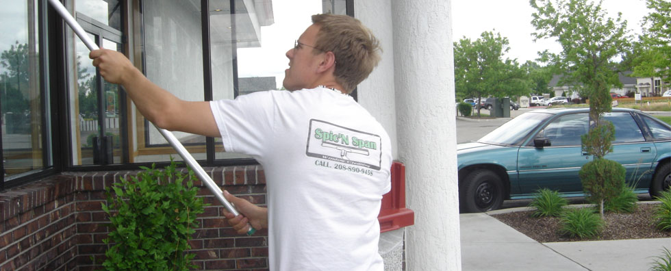 window cleaning company boise ID