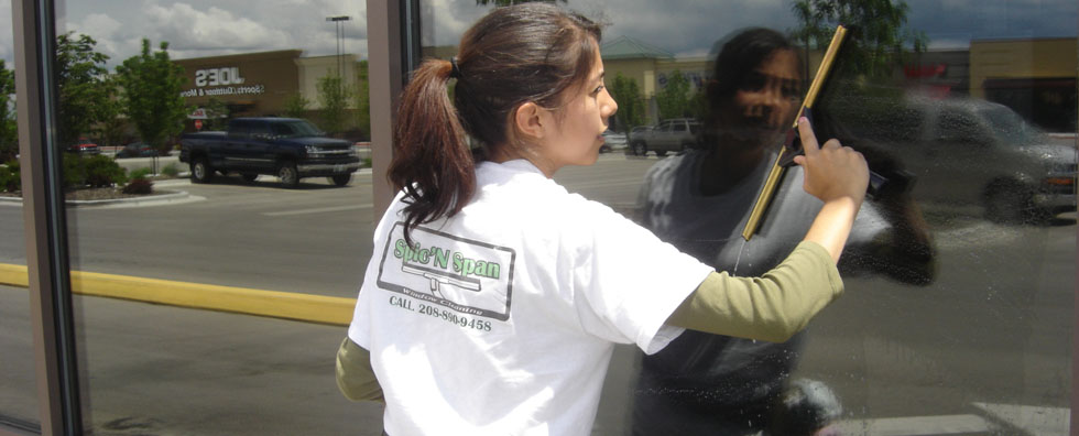 window cleaning services boise